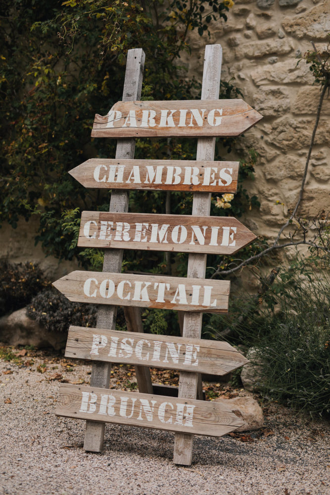 mariage champêtre en Provence Mariage Champêtre en Provence S & K 34