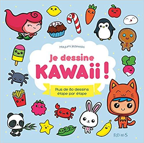 Je dessine Kawaii 1