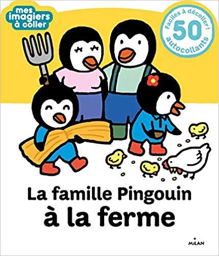 La famille Pingouin 1 - Blog Mariage
