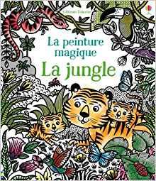 La peinture magique de la jungle 1 - Blog Mariage