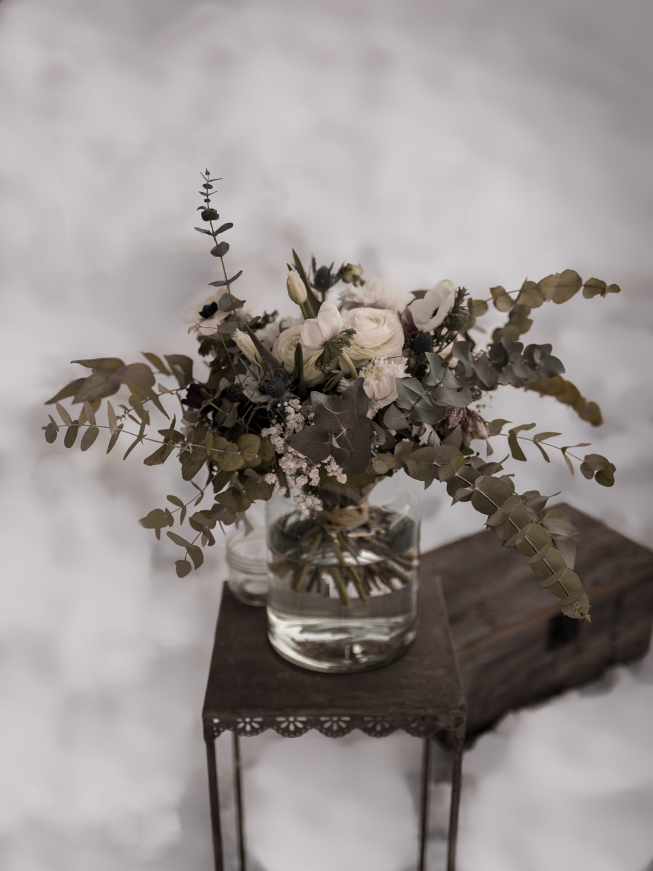 mariage d'hiver Shooting d'inspiration Mariage d'Hiver 15