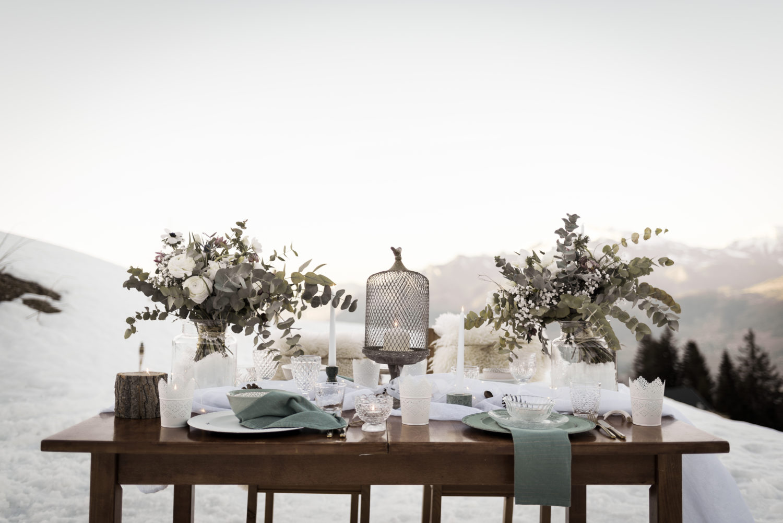 mariage d'hiver Shooting d'inspiration Mariage d'Hiver 25