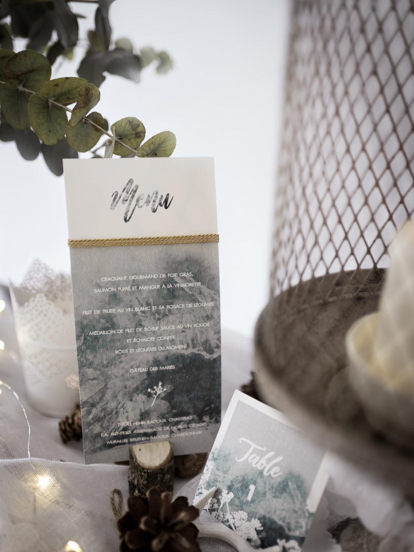 mariage d'hiver Shooting d'inspiration Mariage d'Hiver 29