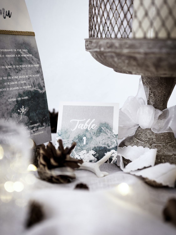 mariage d'hiver Shooting d'inspiration Mariage d'Hiver 35