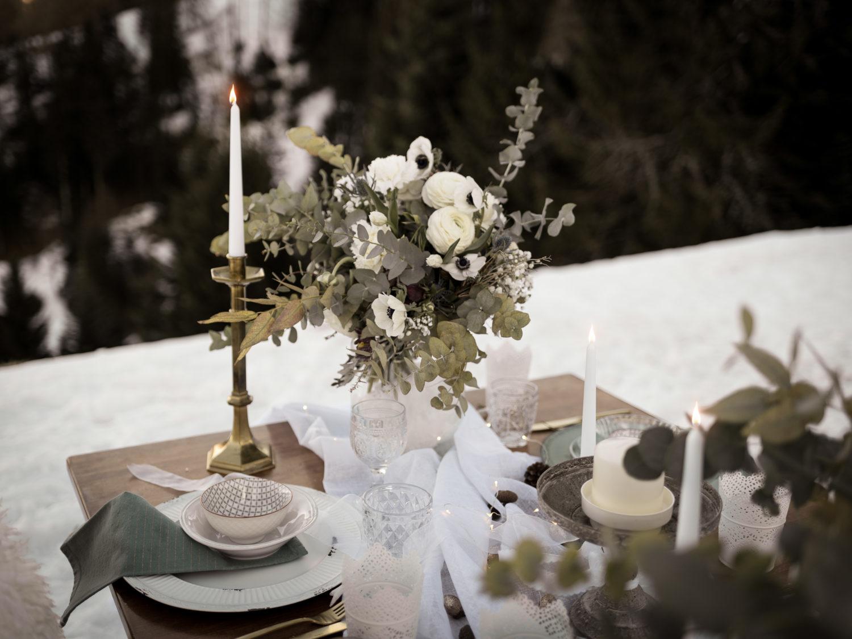 mariage d'hiver Shooting d'inspiration Mariage d'Hiver 39