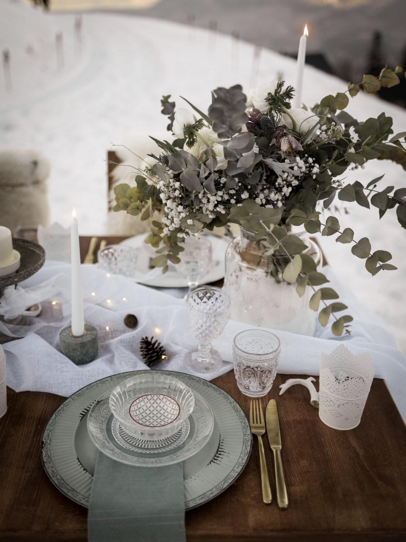 mariage d'hiver Shooting d'inspiration Mariage d'Hiver 41