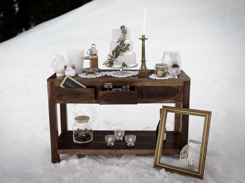 mariage d'hiver Shooting d'inspiration Mariage d'Hiver 43