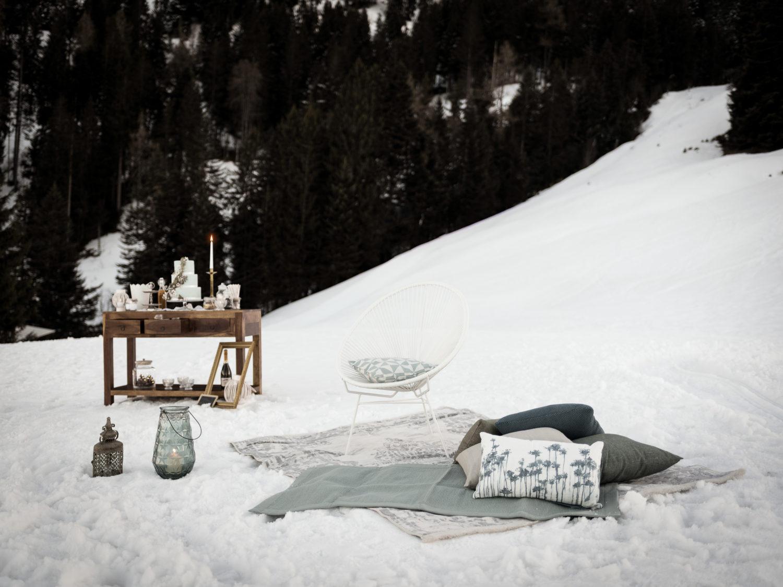 mariage d'hiver Shooting d'inspiration Mariage d'Hiver 7