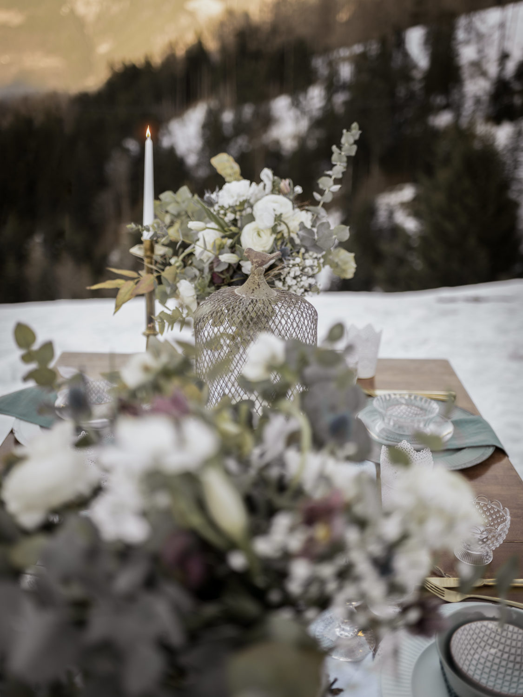 mariage d'hiver Shooting d'inspiration Mariage d'Hiver 61