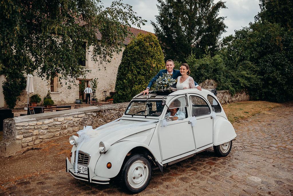 mariage champêtre chic Mariage Champêtre Chic - J&R 3 - Blog Mariage