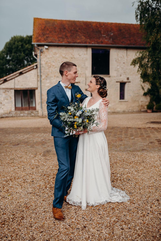mariage champêtre chic Mariage Champêtre Chic - J&R 37 - Blog Mariage