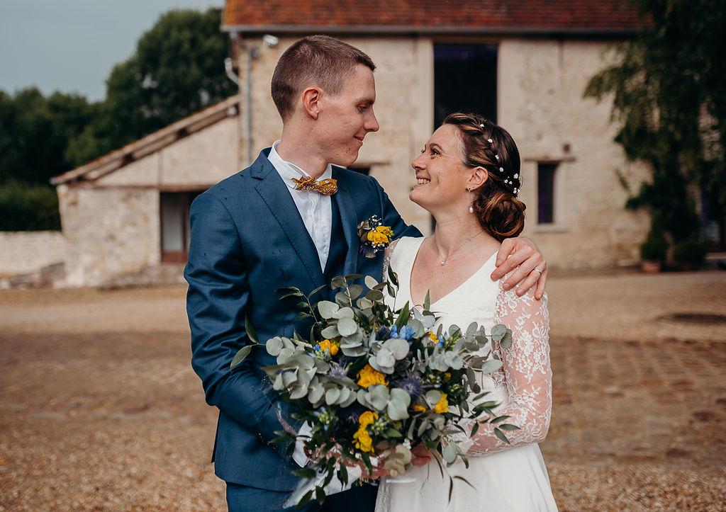 mariage champêtre chic Mariage Champêtre Chic - J&R 41 - Blog Mariage
