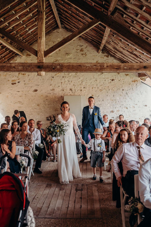 mariage champêtre chic Mariage Champêtre Chic - J&R 21 - Blog Mariage