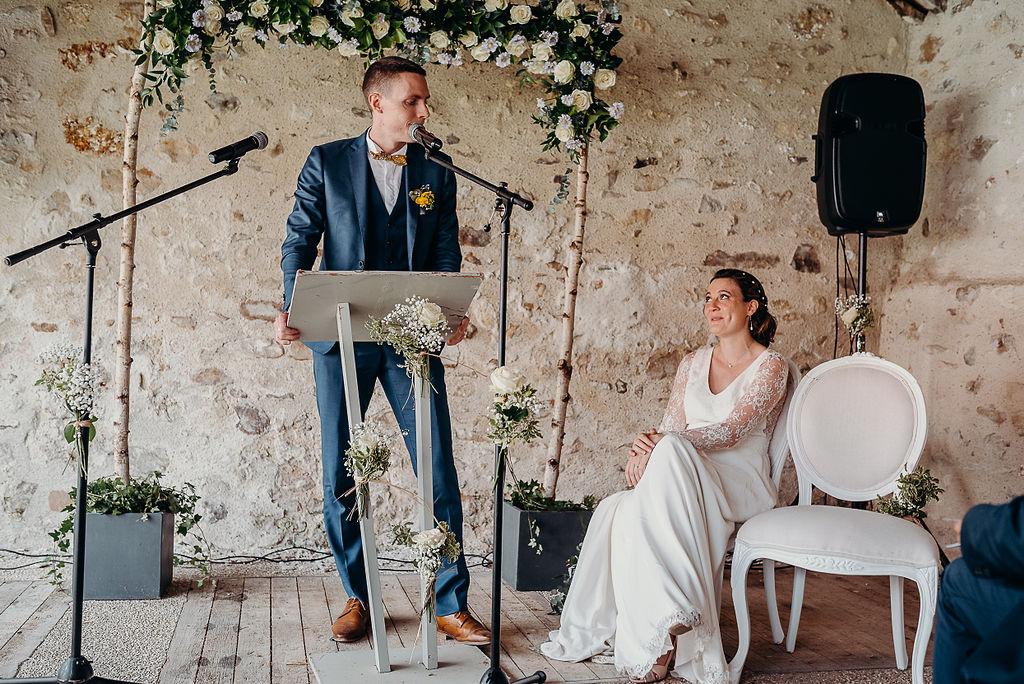 mariage champêtre chic Mariage Champêtre Chic - J&R 25 - Blog Mariage