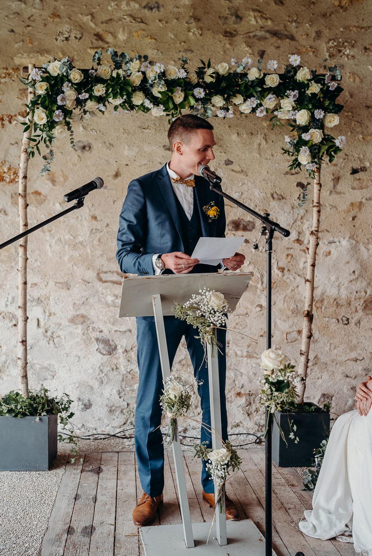 mariage champêtre chic Mariage Champêtre Chic - J&R 27 - Blog Mariage