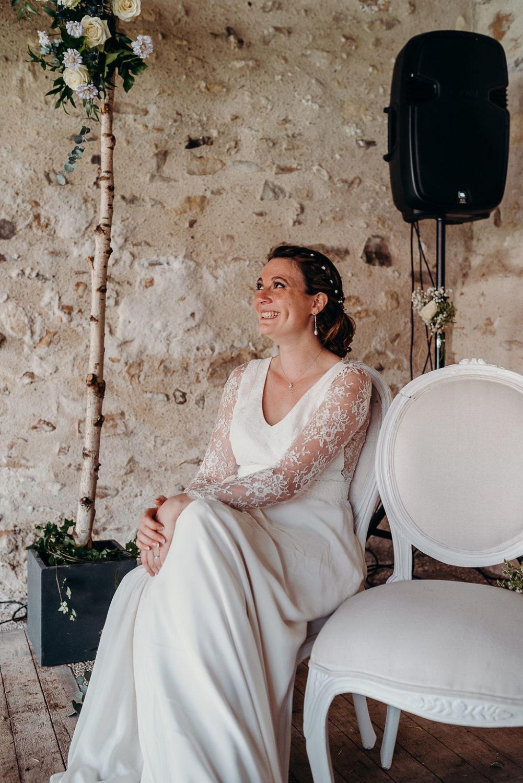 mariage champêtre chic Mariage Champêtre Chic - J&R 29 - Blog Mariage