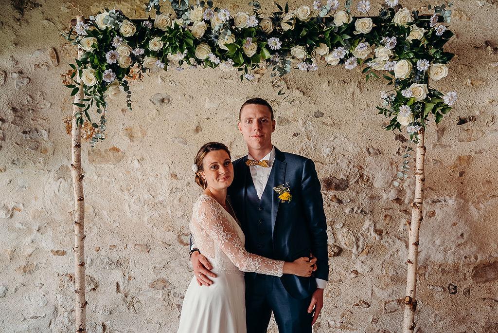 mariage champêtre chic Mariage Champêtre Chic - J&R 33 - Blog Mariage