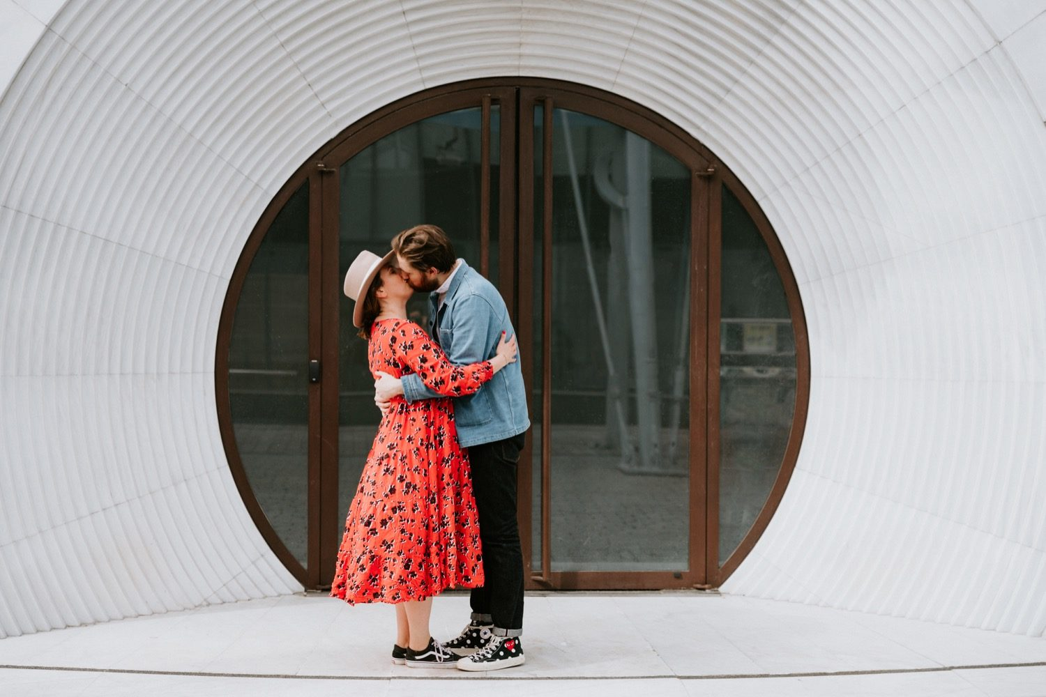séance couple à paris,philharmonie Love Session à Paris - Julia & Max 4 - Blog Mariage